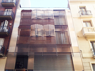 Alquiler Piso en Passatge marimon, 5. Pisocon terraza diagonal