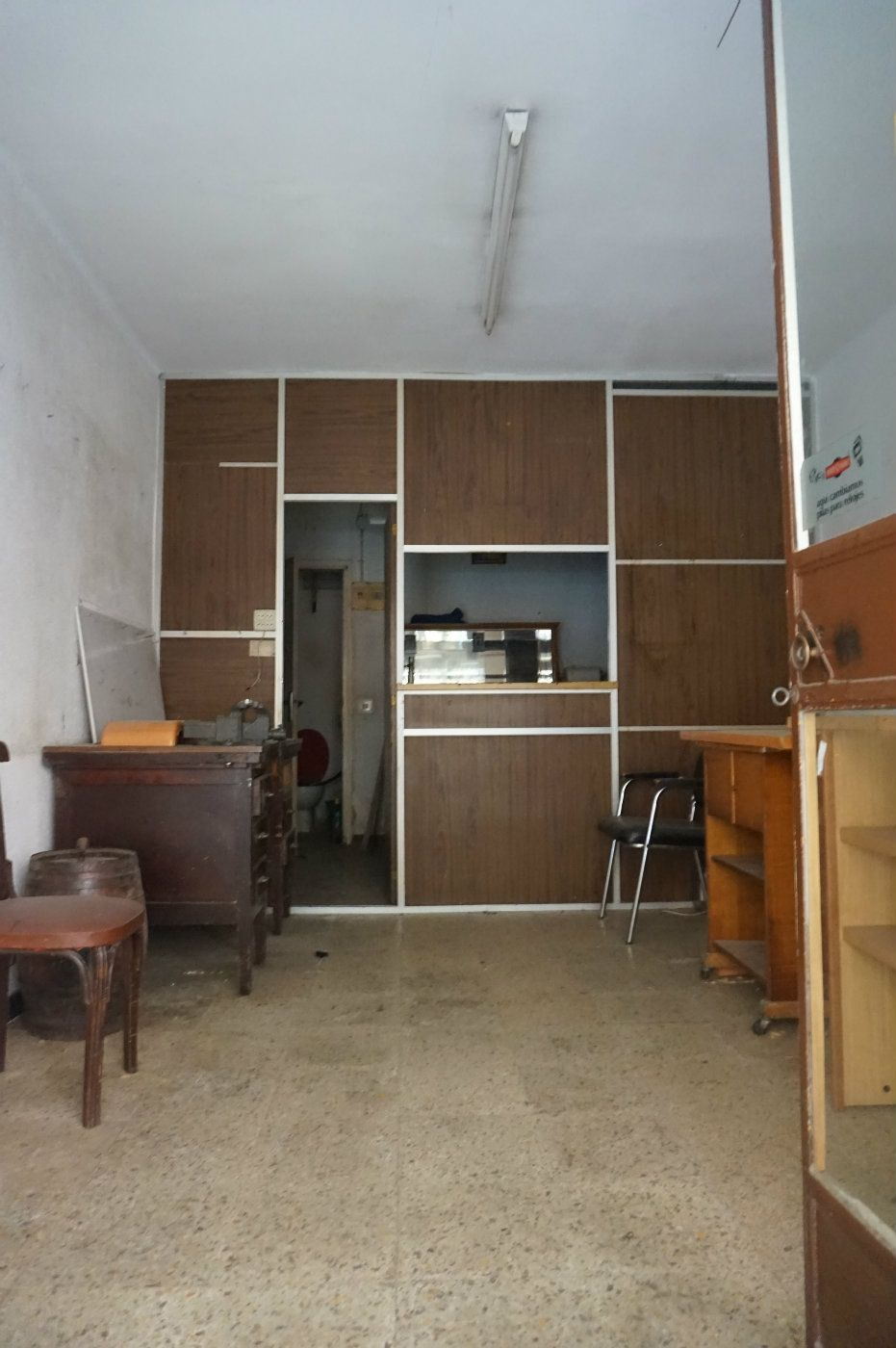 Location Local commercial  Carrer verge de fatima. Local zona centro