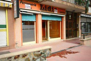 Local Comercial  Ronda sant antoni llefia