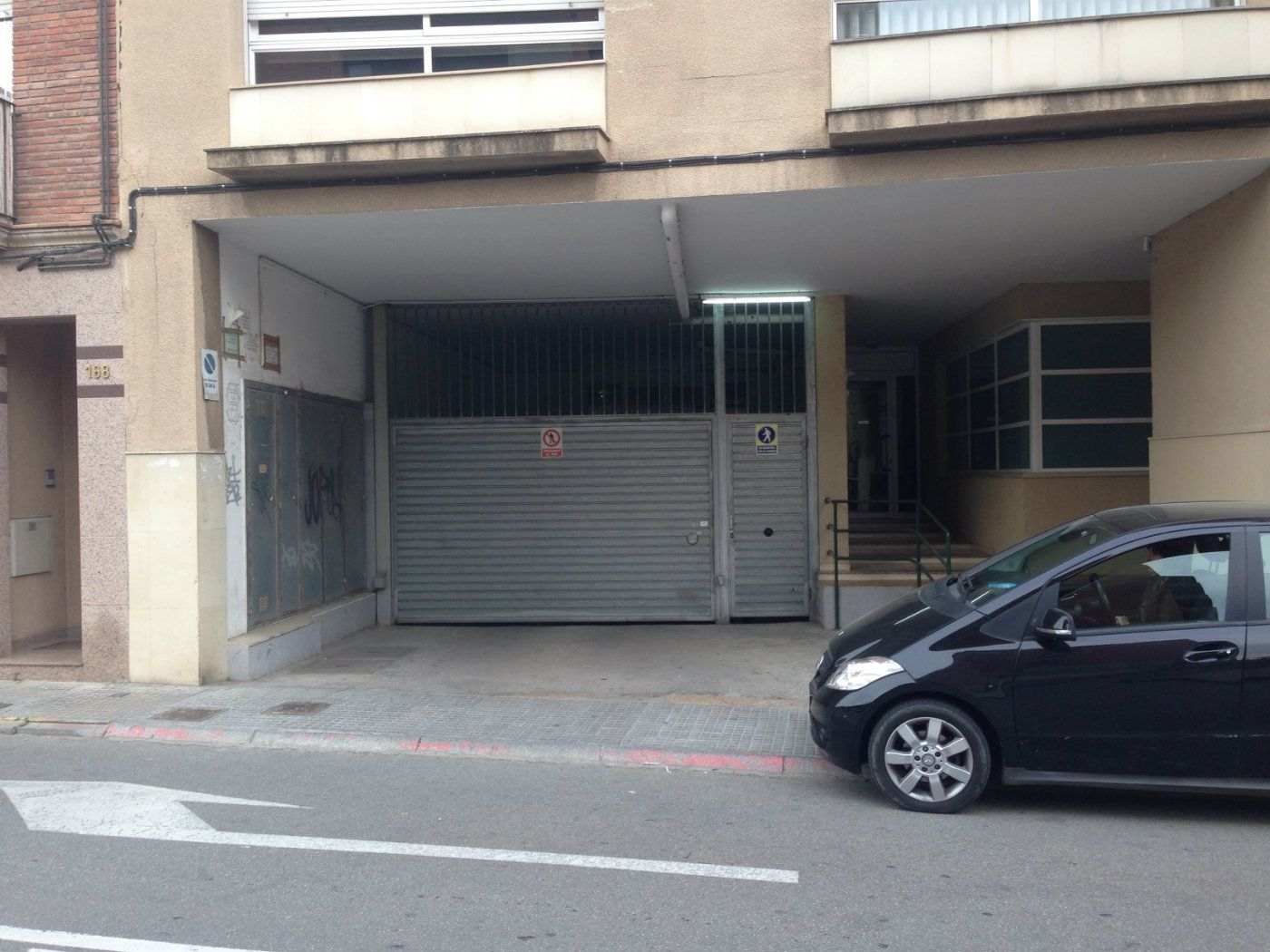 Parking coche en Carrer Corro, 166 Soterrani 1r