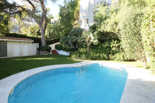 Casa  Bellamar. Casa con piscina y vistas