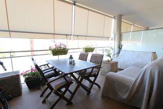 Piso en Els Canyars. Ático dúplex con terraza y vista