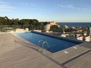 Location Appartement  Carrer flos i calcat. Atico en el centro del pueblo