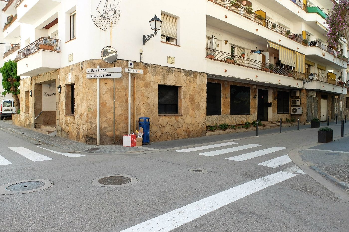 Local Comercial en Carrer giverola, 7. Local comercial en venta