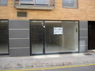 Alquiler Local Comercial  Carrer mary santpere, 2 local 1. Mucho aparador