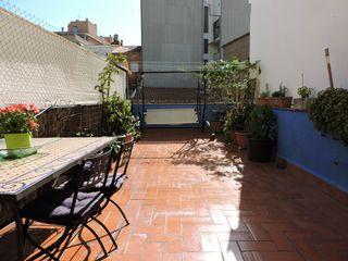 Appartamento  Junt eix macià. Con terraza, en una sola planta
