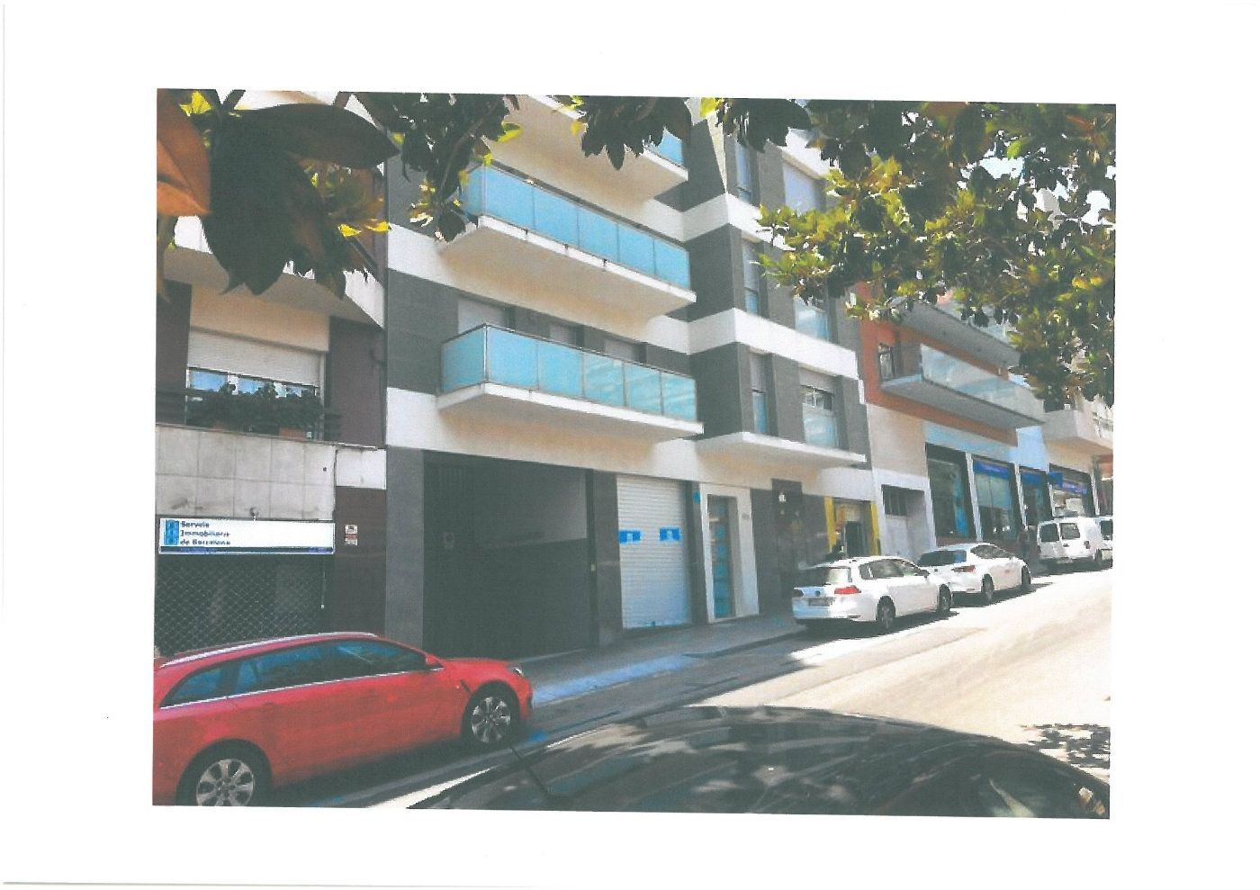 Residence with tenants  08024. 6%  rentabilidad   final oport.