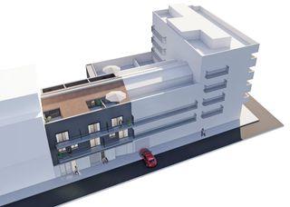 Duplex in Plaça pep ventura, 6. Obra nueva duplex