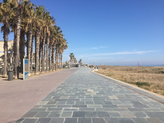 Etagenwohnung  La pineda - playa. Duplex unico playa con vistas