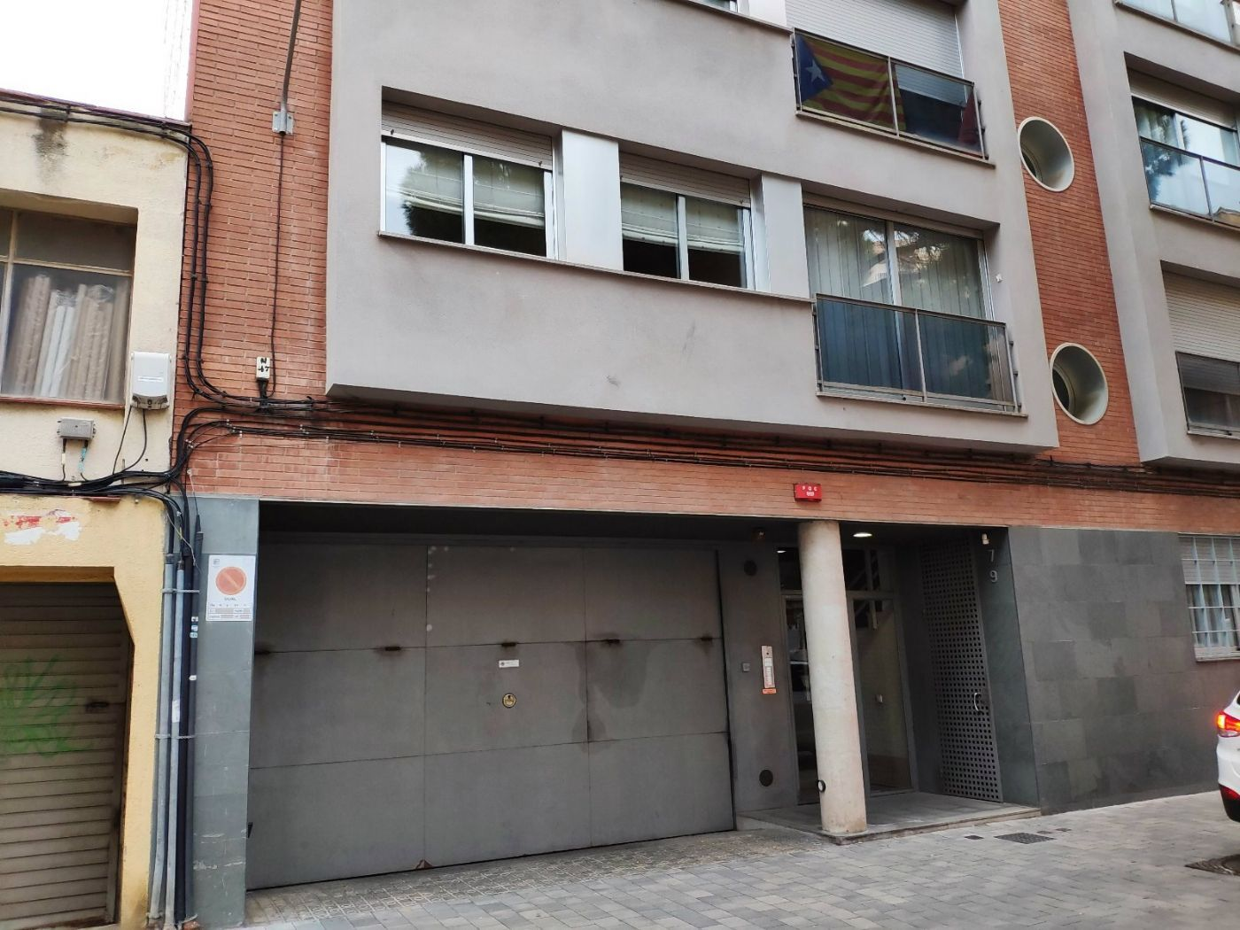 Alquiler Parking coche en Carrer maria andreu, 20. Parking largo y estrecho en -2