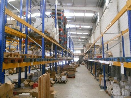 Industrial building in Masquefa. Nave industrial de 975m2