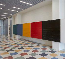 Location Bureau dans Centre. Edificio de oficinas de 6315.3m2