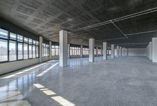 Location Bureau dans Centre. Oficinas de 1064.2m2 ampliables